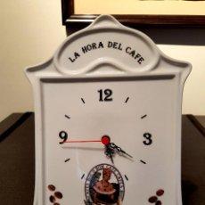 Relojes automáticos: RELOJ CAFÉS BOU. Lote 139101066