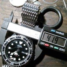 Relojes automáticos: CITIZEN DIVERS AUTOMATIC 8200 WWR 200M MUY BUSCADO,CON DATE-DAY ESCASOS. Lote 139246942