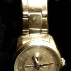 Relojes automáticos: RELOJ AUTOMÁTICO - TIMEX SKELETON - ACERO INOX - RESISTENTE AGUA 50M. Lote 139332274