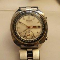 Relojes automáticos - reloj de pulsera caballero chronograph automatic , maquinaria seventeen 6139A,17 JEWELS, JAPAN - 139347766