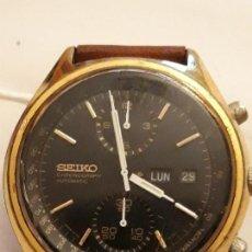 Relojes automáticos: RELOJ DE PULSERA CABALLERO CHRONOGRAPH AUTOMATIC ,SEIKO, MAQUINARIA SEVENTEEN 61388,21 JEWELS, JAPAN. Lote 139398026