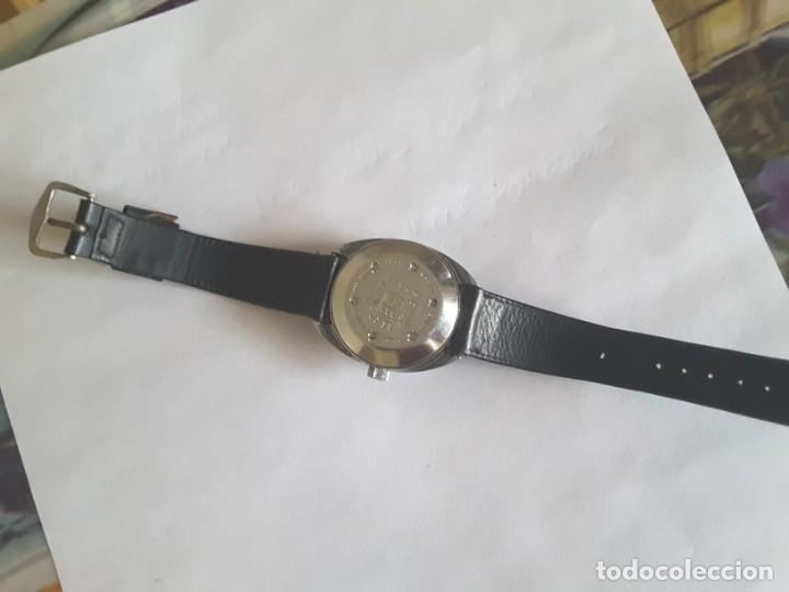Relojes automáticos: Antiquísima reloj sicura - Foto 5 - 139530594