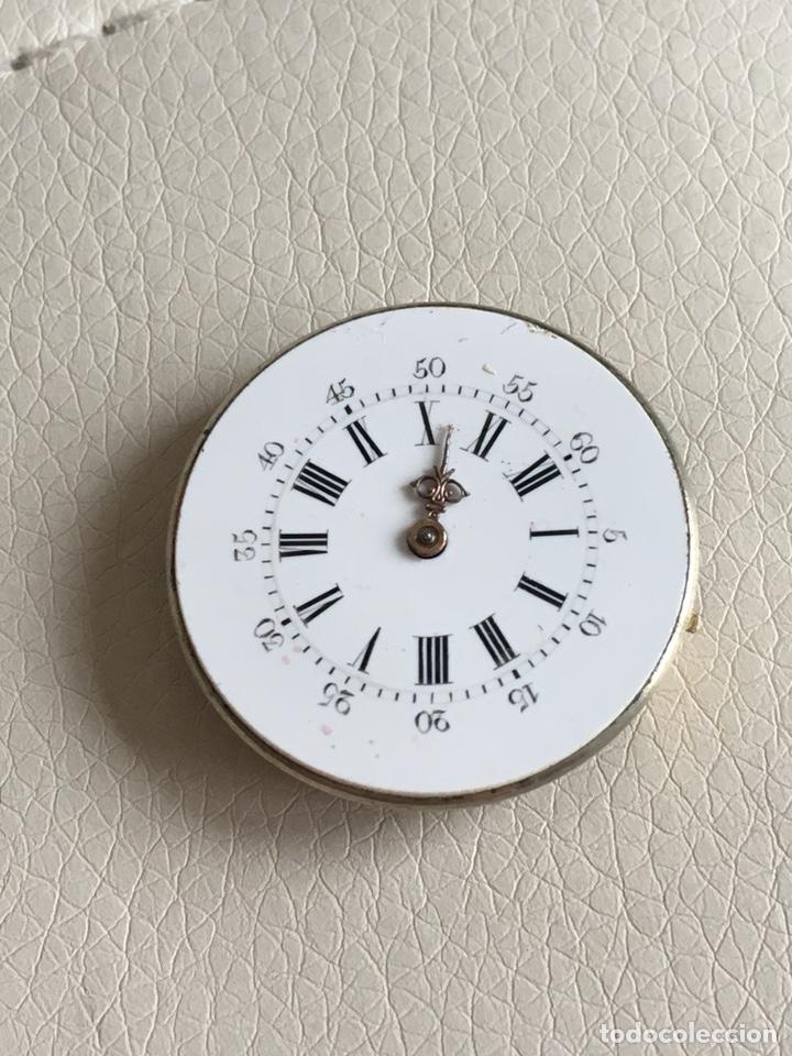 MÁQUINA PARA RELOJ AUTOMÁTICO (Relojes - Relojes Automáticos)