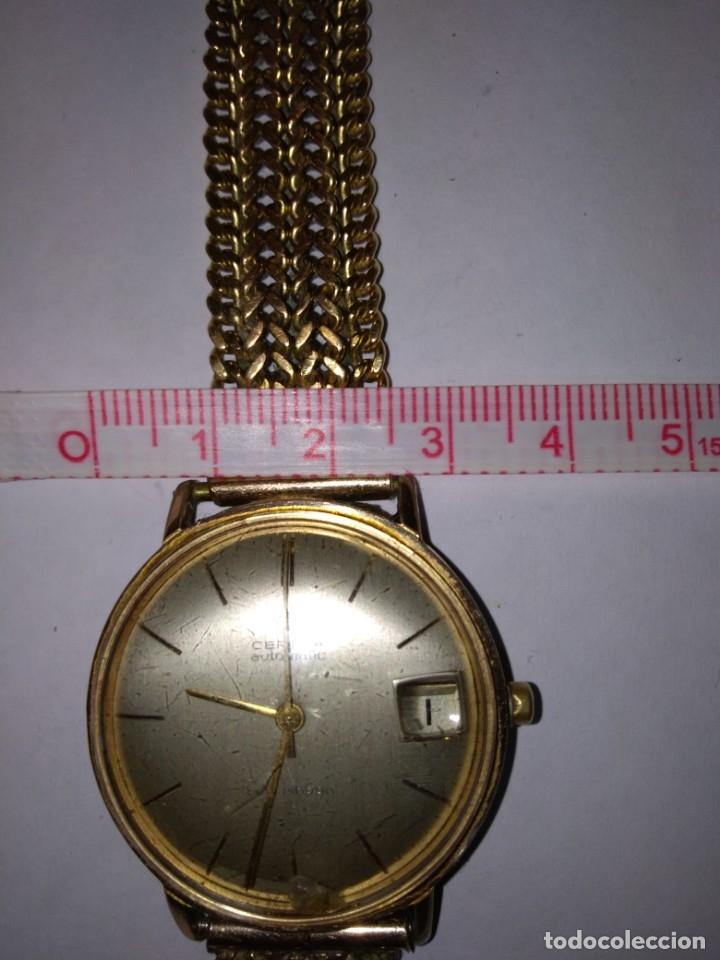 Relojes automáticos: RELOJ AUTOMÁTICO CERTINA BLUE RIBBON - Foto 5 - 139766090