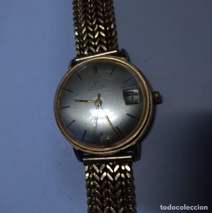 Relojes automáticos: RELOJ AUTOMÁTICO CERTINA BLUE RIBBON - Foto 12 - 139766090