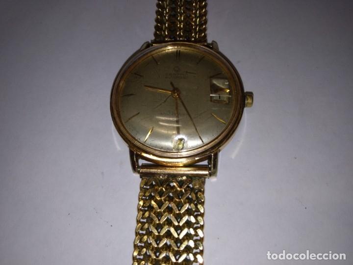Relojes automáticos: RELOJ AUTOMÁTICO CERTINA BLUE RIBBON - Foto 15 - 139766090