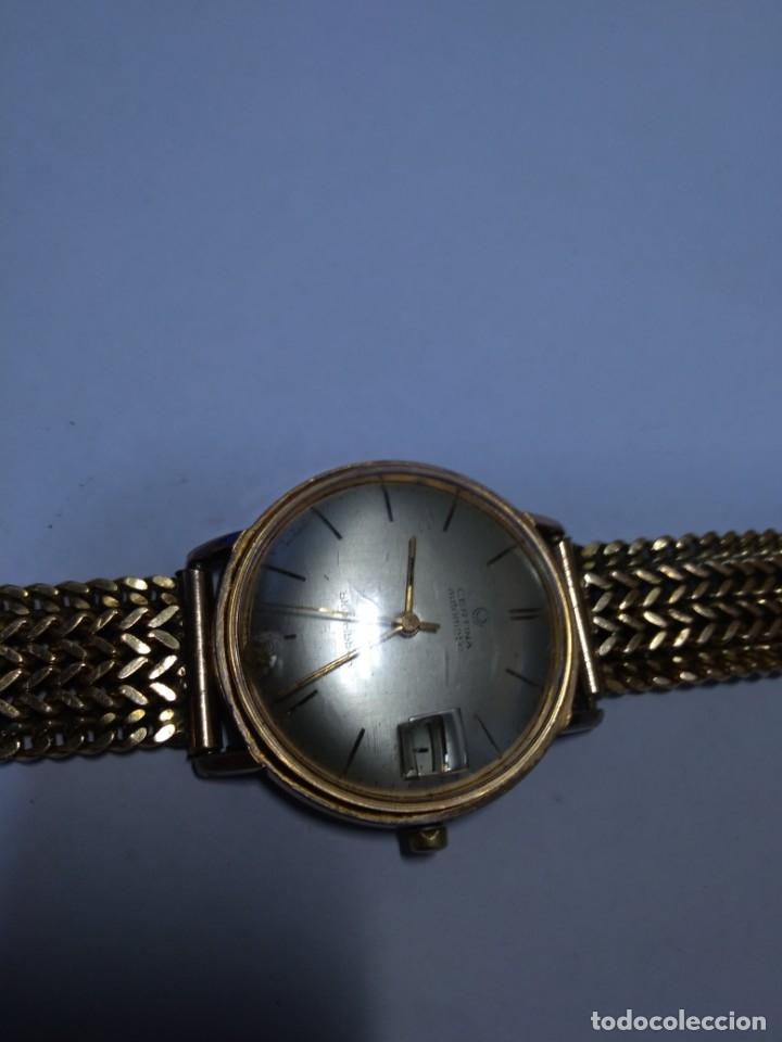 Relojes automáticos: RELOJ AUTOMÁTICO CERTINA BLUE RIBBON - Foto 18 - 139766090
