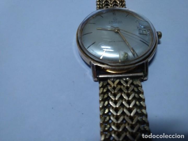 Relojes automáticos: RELOJ AUTOMÁTICO CERTINA BLUE RIBBON - Foto 19 - 139766090