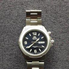 Relojes automáticos: RELOJ MARCA ORIENT. AUTOMÁTICO DE CABALLERO. FUNCIONANDO. Lote 140009410