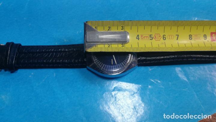 Relojes automáticos: Botito reloj Yema antiguo automático, funciona bien, grande - Foto 38 - 140285570