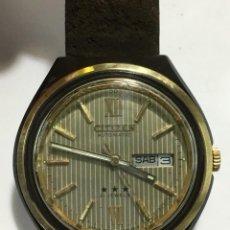 Relojes automáticos: RELOJ AUTOMATICO CITIZEN 3 ESTRELLAS JAPON FUNCIONANDO A LA PERFECION. Lote 140398562