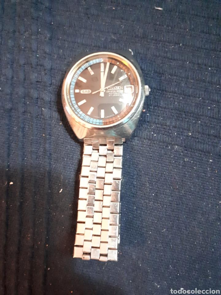 6aad7076a624 Reloj automático citizen para reparar correa ex - Vendido en Subasta ...