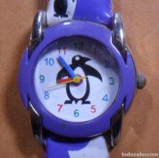 Relojes automáticos: RELOJ DE PULSERA PARA NIÑOS INFANTIL CUARZO FUNCIONA. Lote 140441446