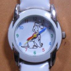 Relojes automáticos: RELOJ DE PULSERA PARA NIÑOS INFANTIL CUARZO FUNCIONA. Lote 140441634