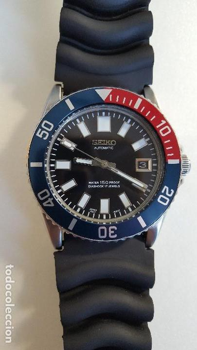 Automatic Watches: reloj SEIKO diver 7S26 - 0040 , mod 6217 - 62MAS Japan - Foto 2 - 140460938