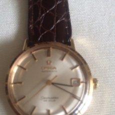 Relojes automáticos: OMEGA SEAMASTER DE ORO AUTOMATICO. Lote 140556800