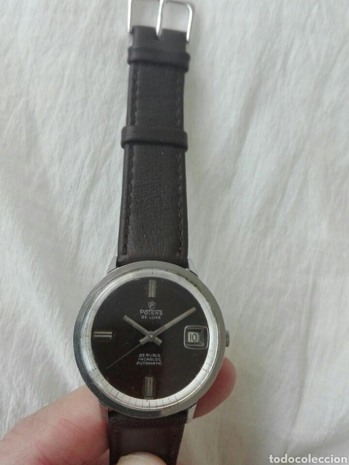 Relojes automáticos: Reloj Potens. - Foto 3 - 152917133