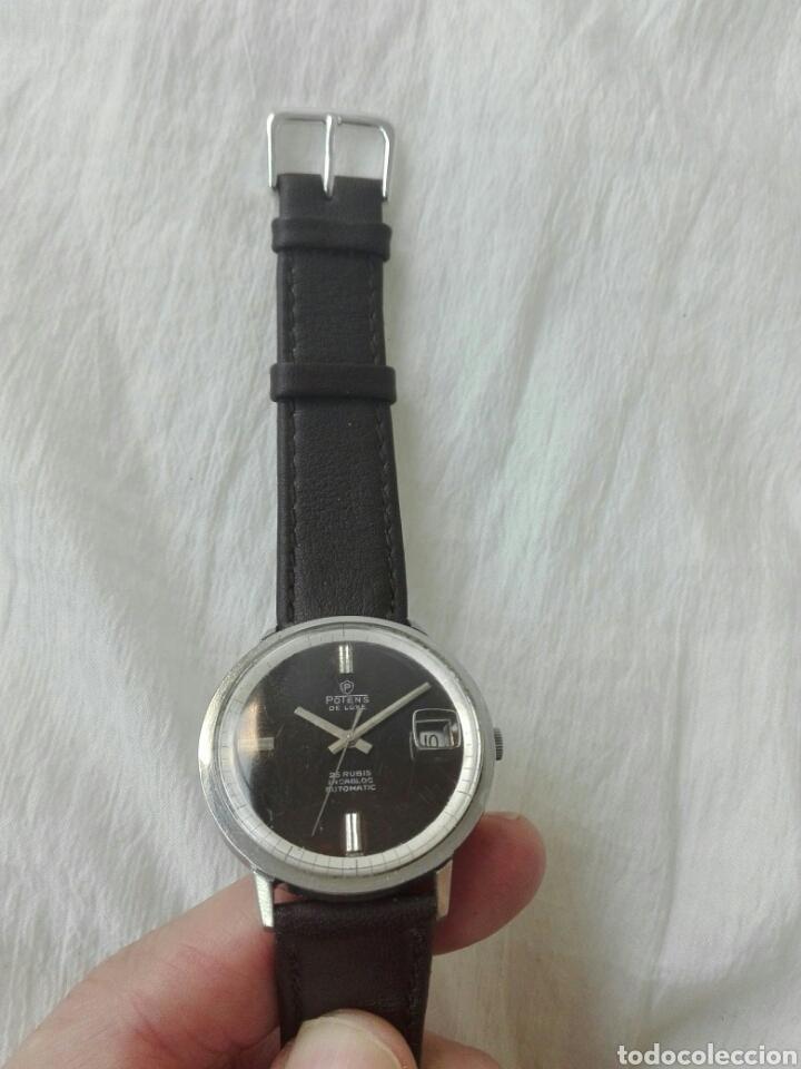 Relojes automáticos: Reloj Potens. - Foto 4 - 152917133