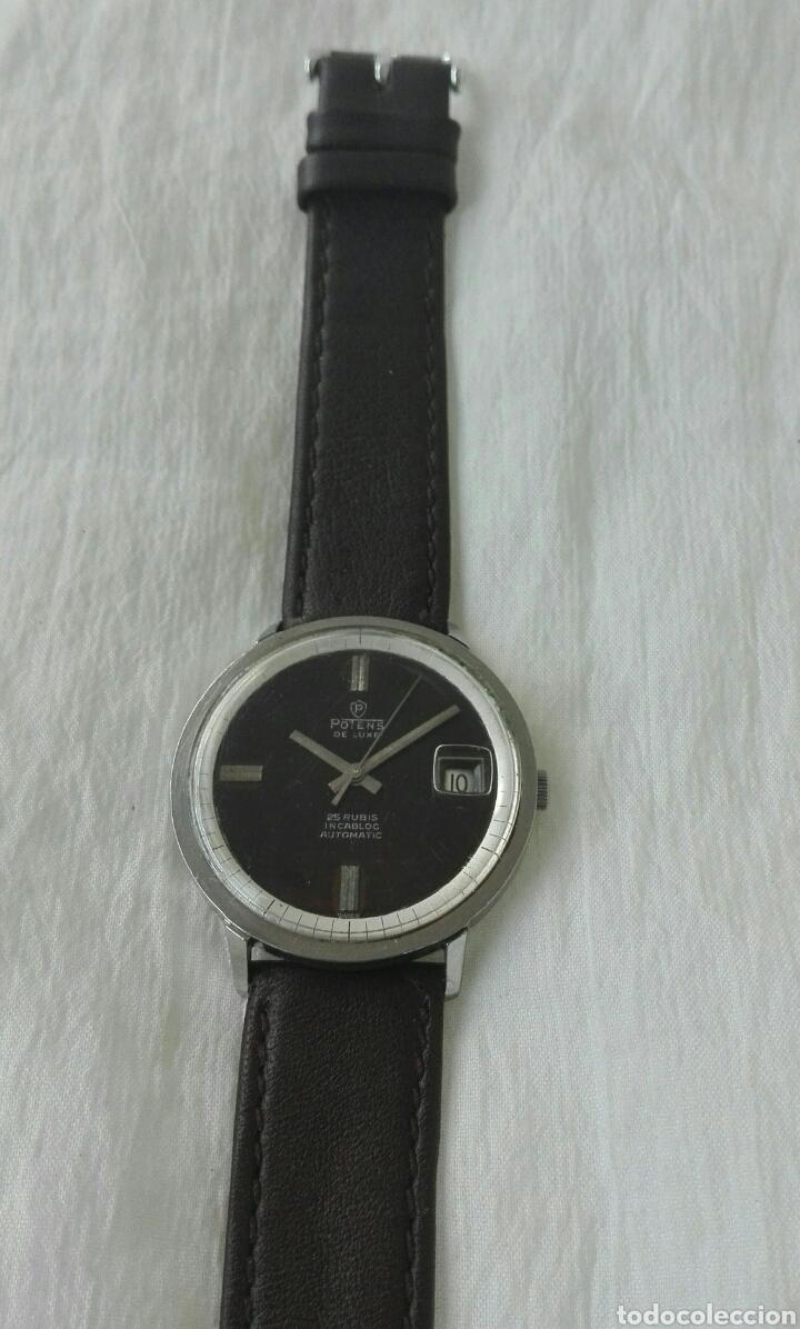 Relojes automáticos: Reloj Potens. - Foto 5 - 152917133