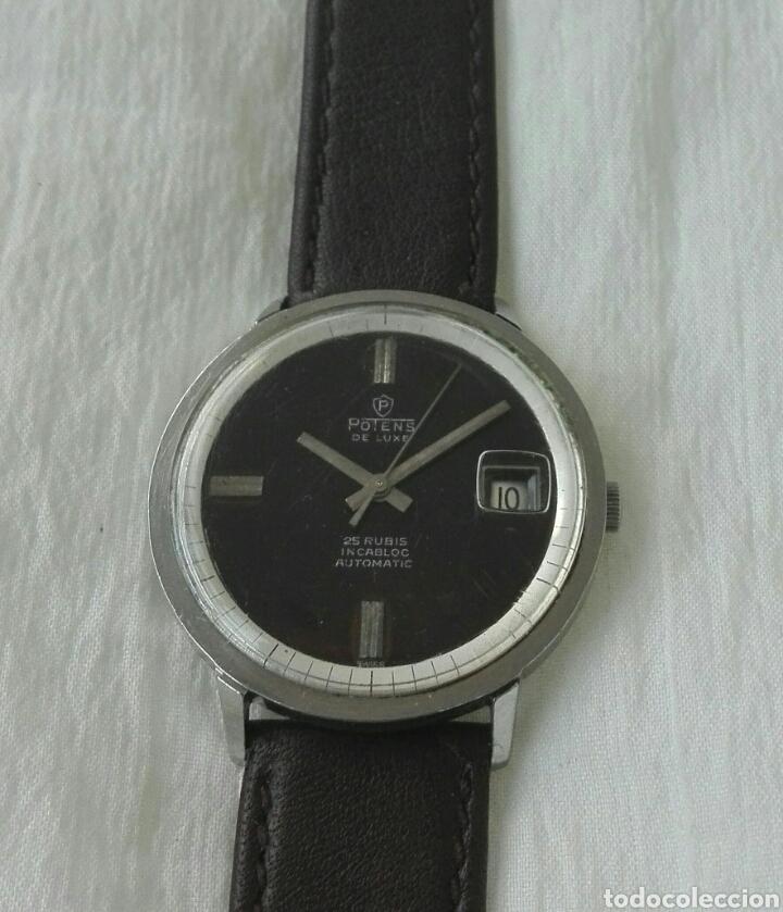 Relojes automáticos: Reloj Potens. - Foto 6 - 152917133