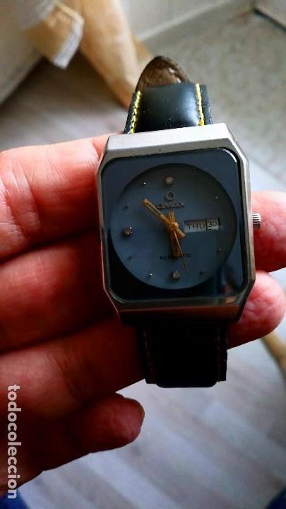 Relojes automáticos: BONITO RELOJ VINTAGE OMAX SUIZO AUTOMATICO - Foto 2 - 140889562