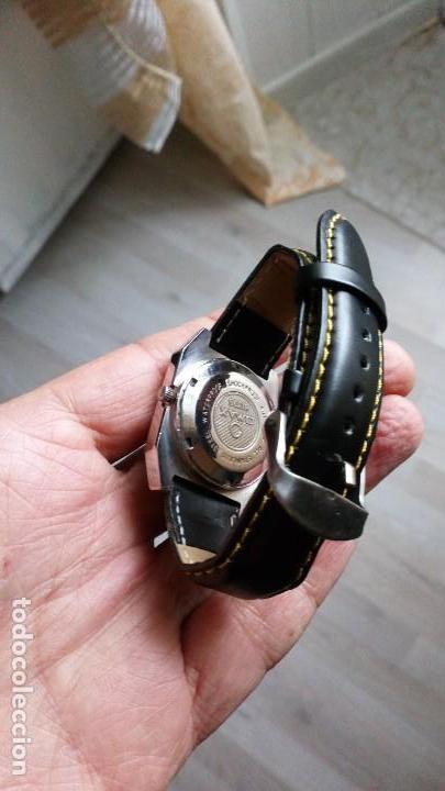 Relojes automáticos: BONITO RELOJ VINTAGE OMAX SUIZO AUTOMATICO - Foto 4 - 140889562