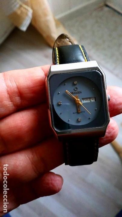 BONITO RELOJ VINTAGE OMAX SUIZO AUTOMATICO (Relojes - Relojes Automáticos)