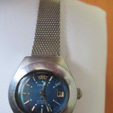 Relojes automáticos: RELOJ DE PULSERA ORIENT AUTOMÁTICO JAPON AÑOS 70. Lote 141585534