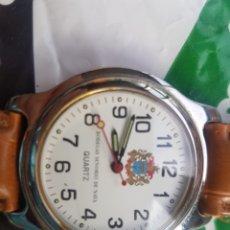 Relojes automáticos: RELOJ PUBLICIDAD - BODEGAS SEÑORÍO DE NAVA. Lote 142394558