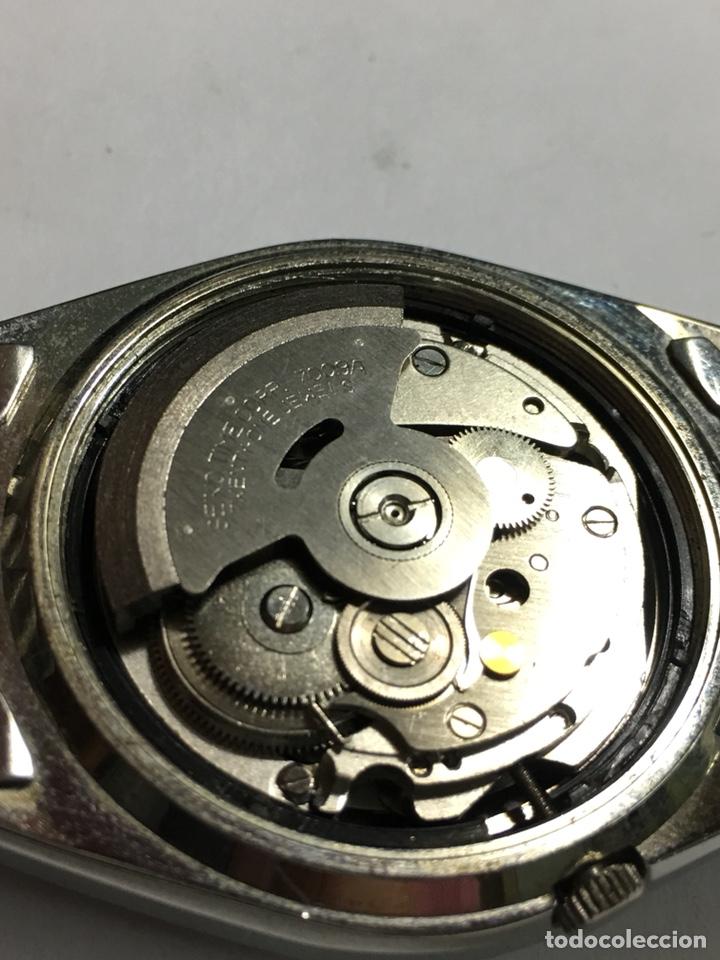 Relojes automáticos: Reloj Seiko N5 automático en acero completo nuevo sin uso 7009-876A - Foto 6 - 142599205