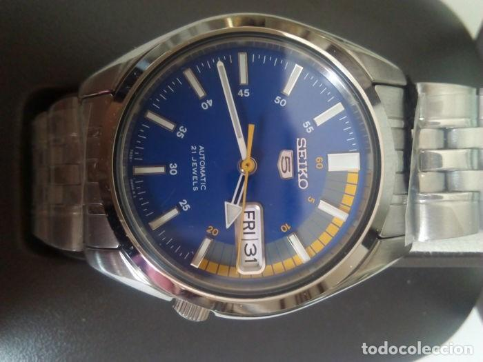 SEIKO - AUTOMATIC 21 JEWELS - SNK371K1 - HOMBRE - 2011 - ACTUALIDAD (Relojes  - bfb048c00660