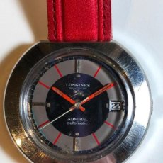 Relojes automáticos: LONGINES ADMIRAL AUTOMATIC. Lote 143079602
