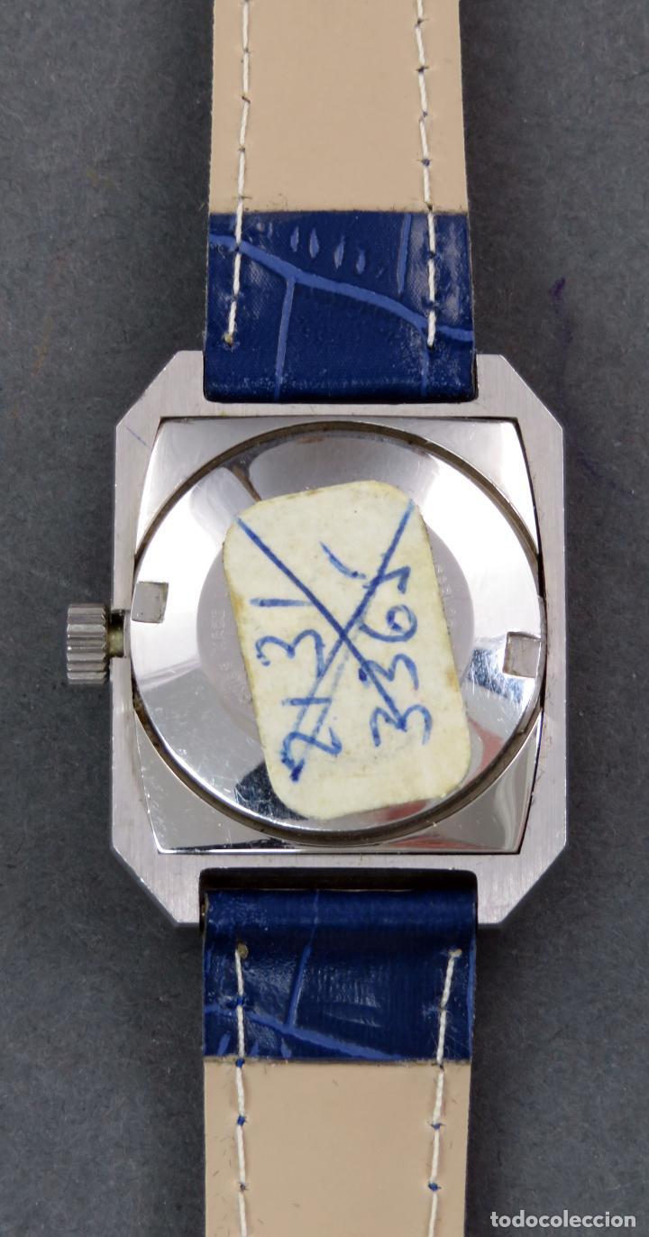 Relojes automáticos: Reloj automático Vanroy Automatic Incabloc Swiss Made Funciona - Foto 3 - 143163494
