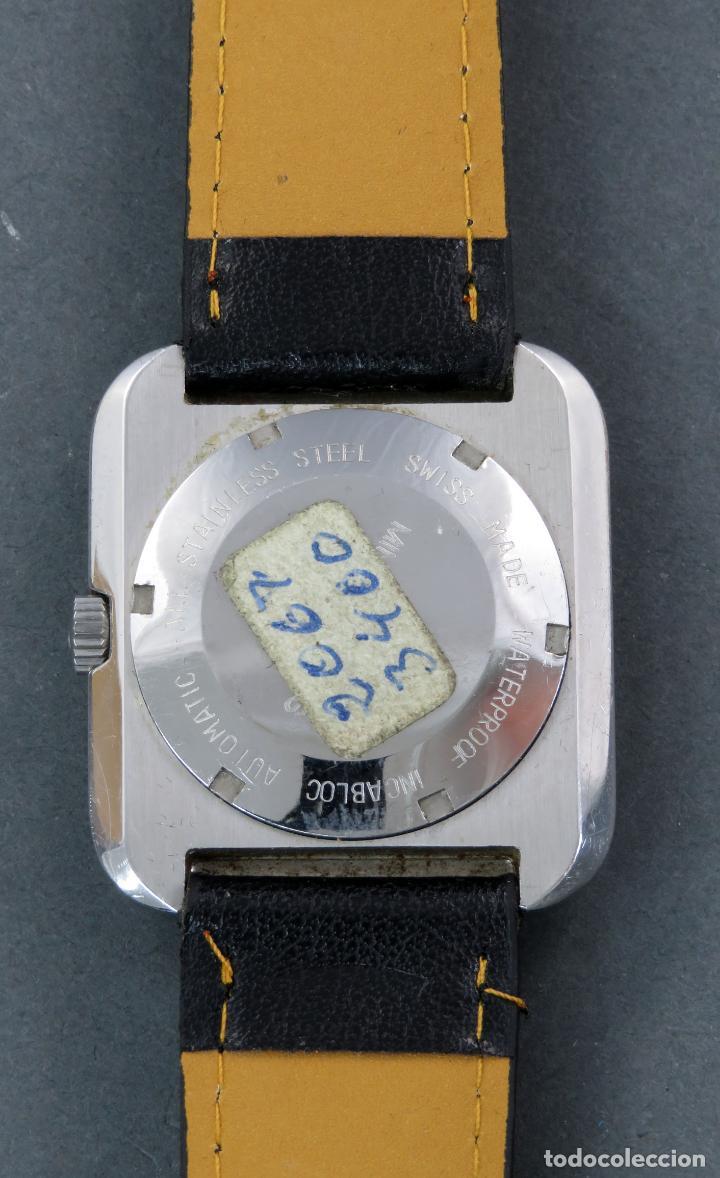 Relojes automáticos: Reloj automático Vanroy Automatic 25 jewels Shark Swiss Made Funciona - Foto 3 - 143164650