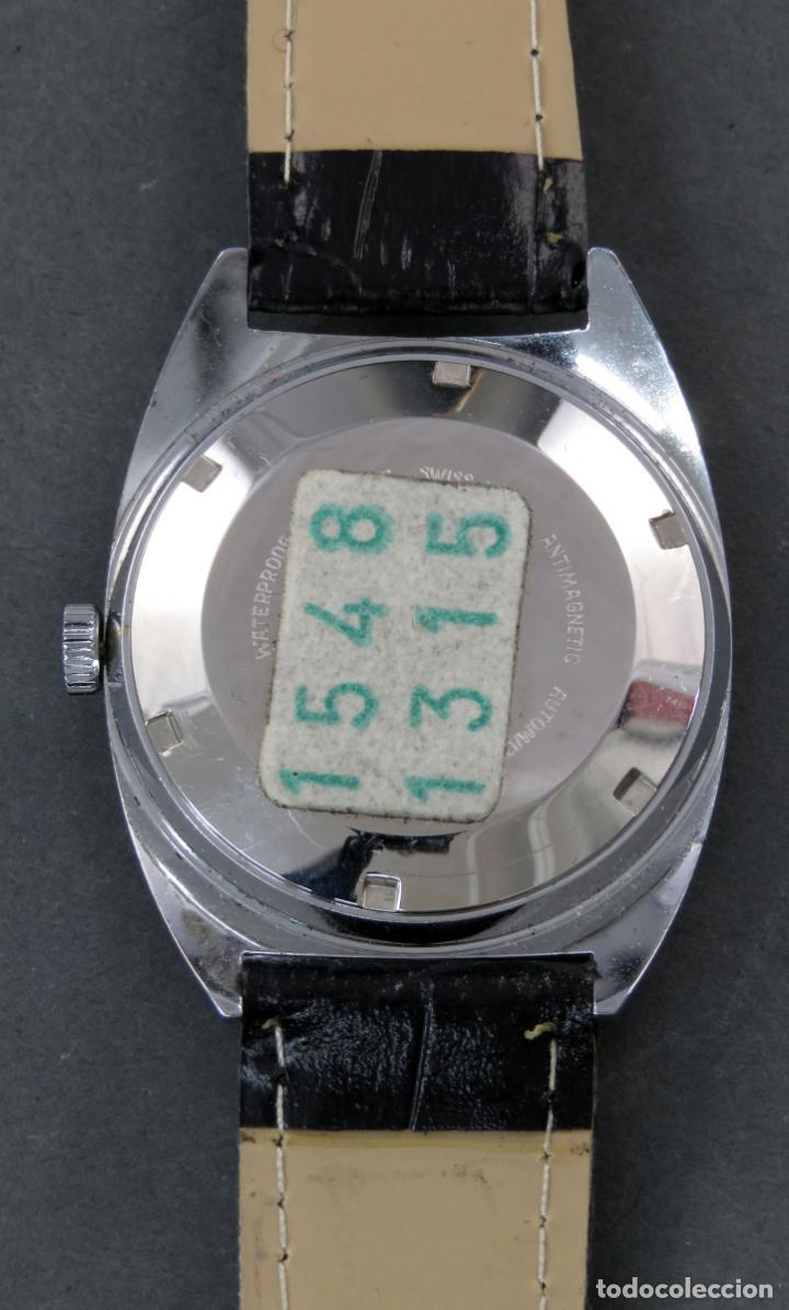 Relojes automáticos: Reloj automático Vanroy Automatique 25 rubis Incabloc Swiss Made Funciona - Foto 3 - 143165226