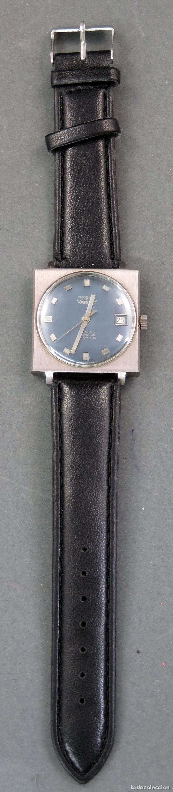 Relojes automáticos: Reloj automático Vanroy Automatic Incabloc 25 rubis Incabloc Swiss Made Funciona - Foto 2 - 143165674