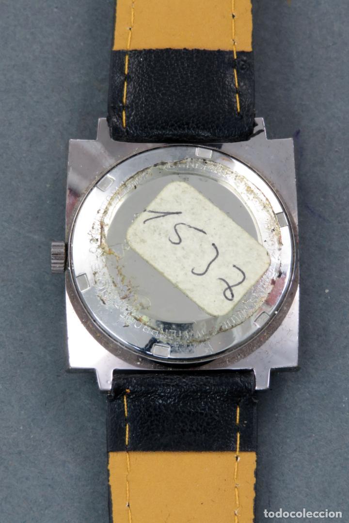 Relojes automáticos: Reloj automático Vanroy Automatic Incabloc 25 rubis Incabloc Swiss Made Funciona - Foto 3 - 143165674