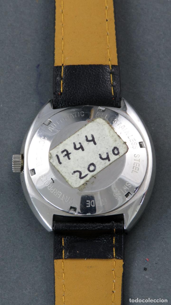Relojes automáticos: Reloj automático Vanroy Automatique 25 rubis Incabloc Swiss Made Funciona - Foto 3 - 143166606