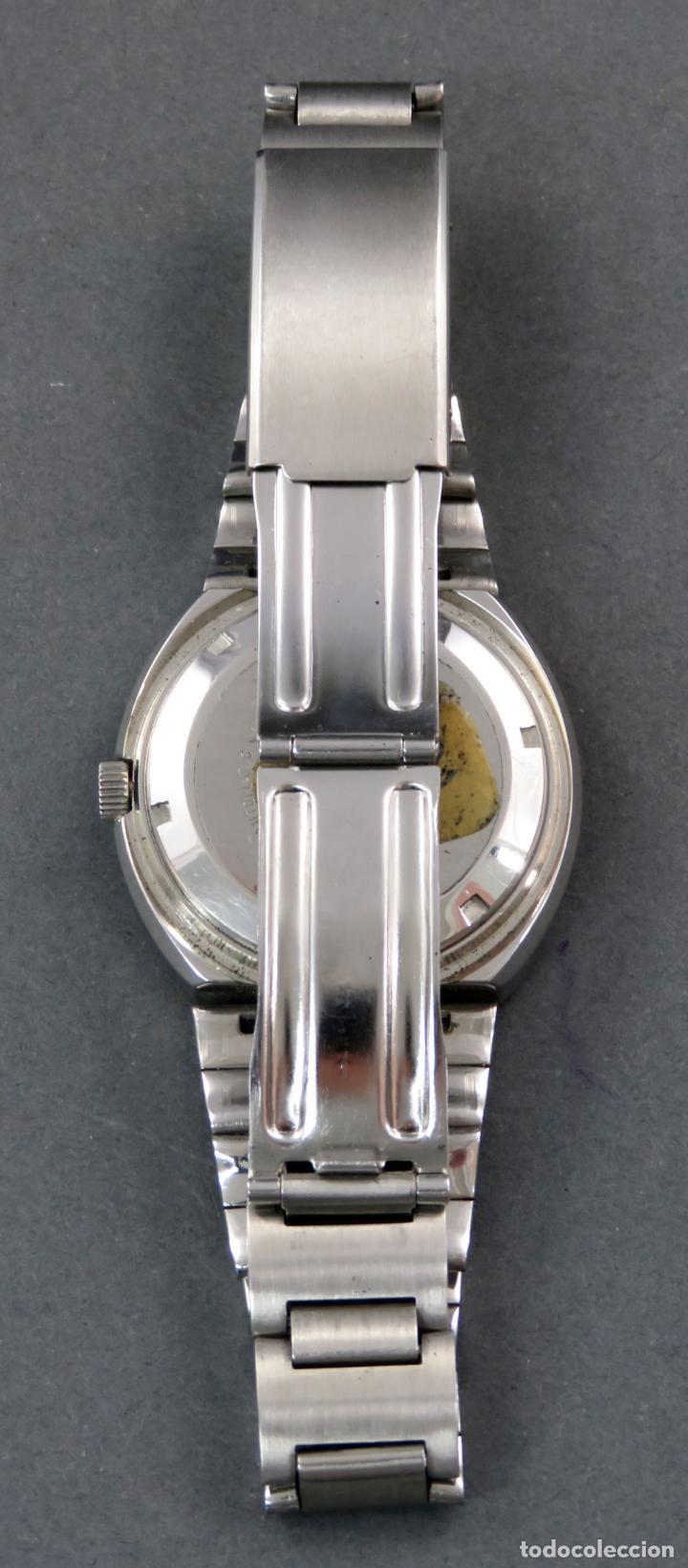 Relojes automáticos: Reloj automático Vanroy Automatic 25 jewels Incabloc Swiss Made Funciona - Foto 3 - 143168578