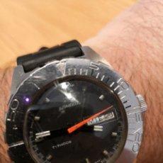 Relojes automáticos: SANDOZ TYPHON. Lote 143180361