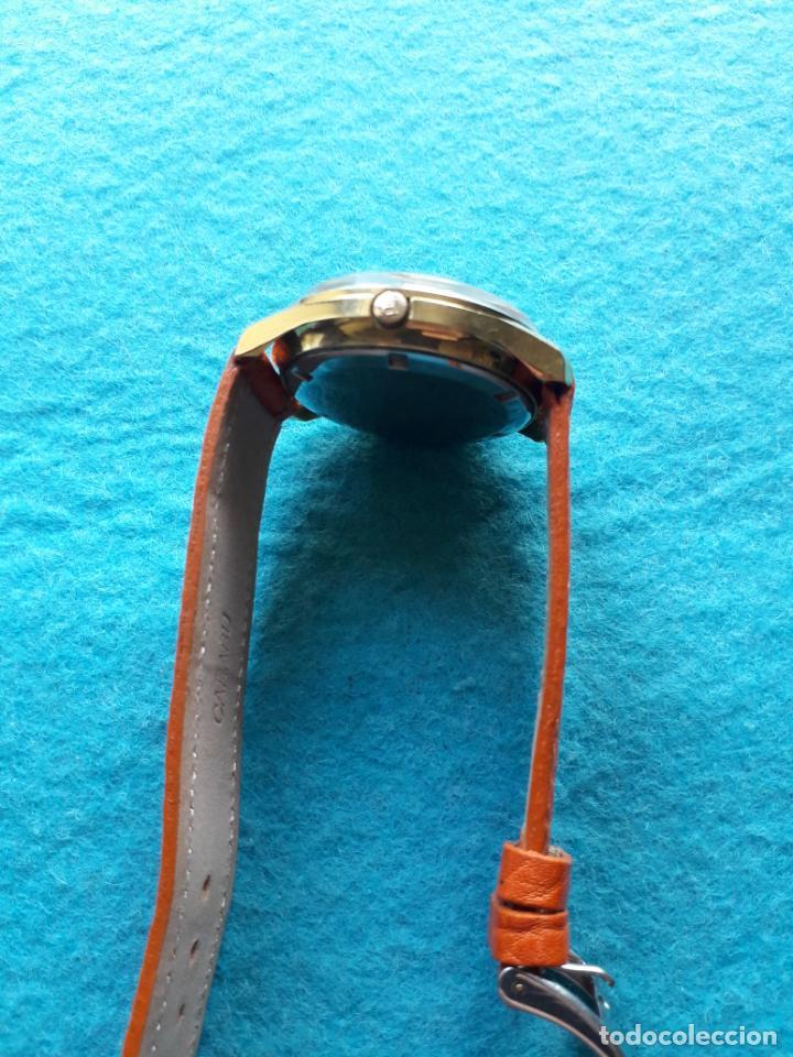 Relojes automáticos: Reloj Marca Pomar. Automático de caballero. Funcionando - Foto 2 - 143283274