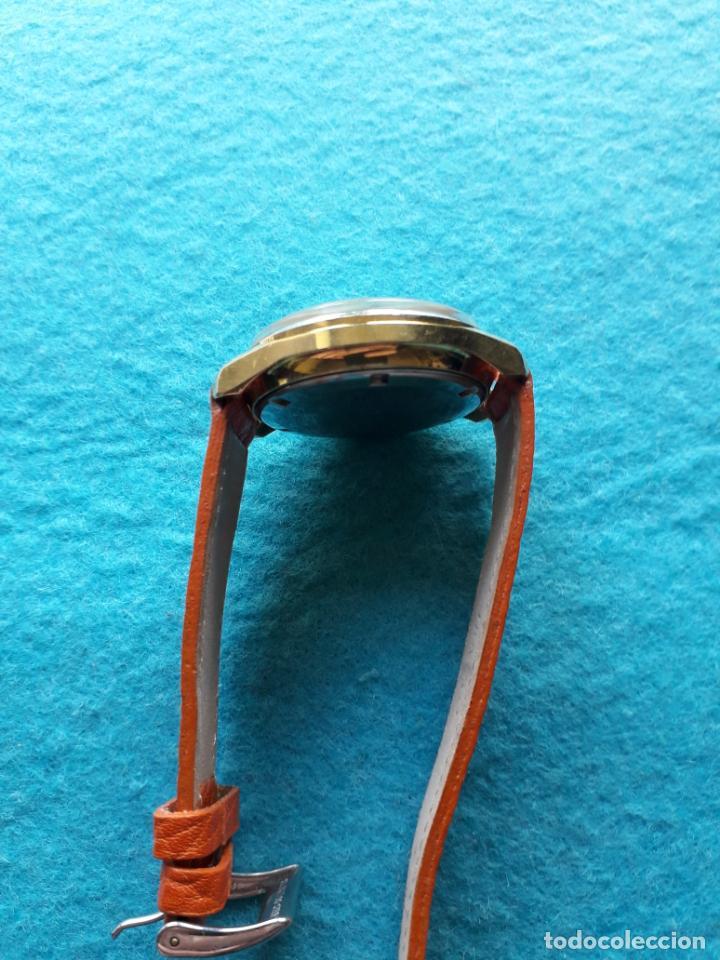 Relojes automáticos: Reloj Marca Pomar. Automático de caballero. Funcionando - Foto 3 - 143283274