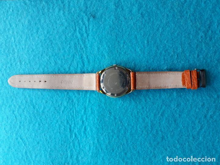 Relojes automáticos: Reloj Marca Pomar. Automático de caballero. Funcionando - Foto 4 - 143283274