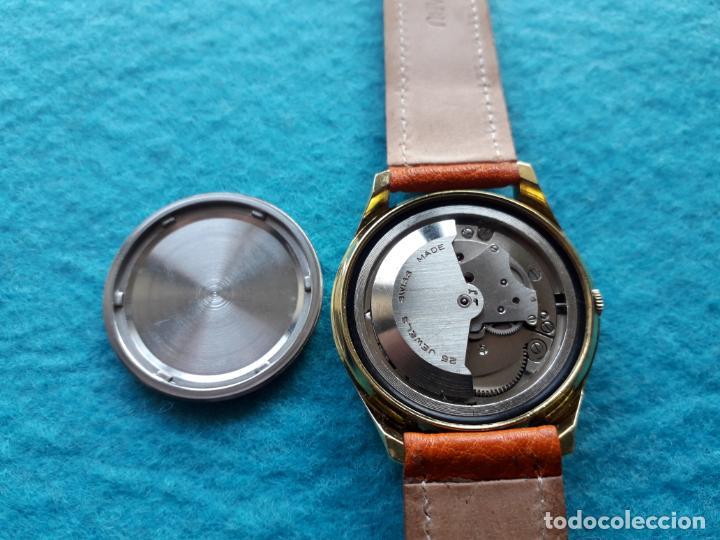 Relojes automáticos: Reloj Marca Pomar. Automático de caballero. Funcionando - Foto 7 - 143283274