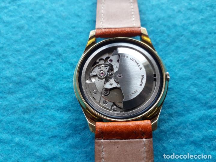 Relojes automáticos: Reloj Marca Pomar. Automático de caballero. Funcionando - Foto 9 - 143283274