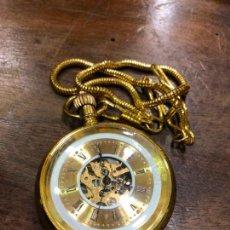 Relojes automáticos: RELOJ DE BOLSILLO AUTOMATICO - FUNCIONANDO PERFECTAMENTE. Lote 143362118