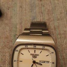 Relojes automáticos: RELOJ DE PULSERA CABALLERO SEIKO 5 AUTOMATIC JAPAN G675- 523LP VER DESCRIPCION Y FOTOS. Lote 143460422