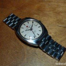 Relojes automáticos: RARISIMO RELOJ ROAMER SETH THOMAS AMFIBIO MATIC CALIBRE MST SWISS MADE AUTOMATICO VINTAGE. Lote 143540702