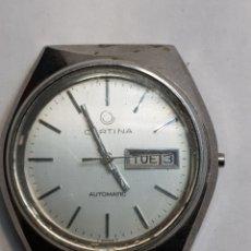 Relojes automáticos: RELOJ CERTINA AUTOMATIC ANTIGUO. Lote 143776273