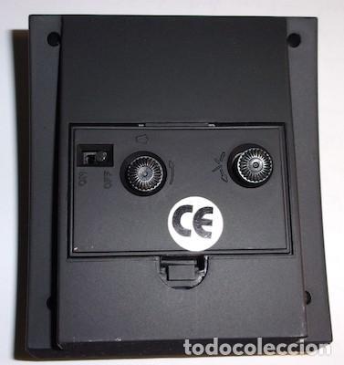 Relojes automáticos: RELOJ QUARTZ DE SOBREMESA A PILAS CON PUBLICIDAD DE MEDICINA, EMPORTAL Y VENORUTON - Foto 2 - 143788546